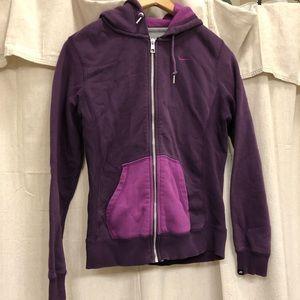 Nike zip up athletic jacket